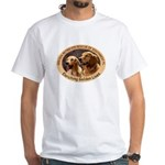 GRRSWF Logo White T-Shirt