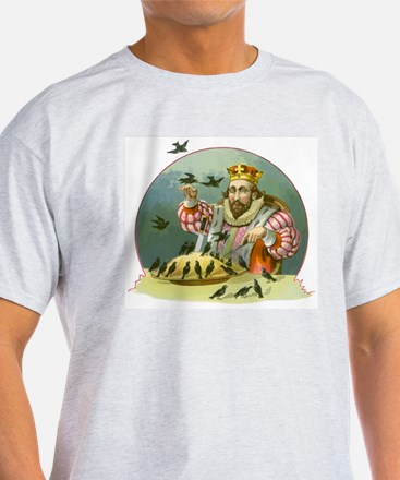 Sing a Song of Six Pence T-Shirt