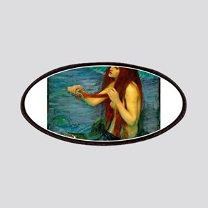 "John William Waterhouse ""Mermaid"" Patch"