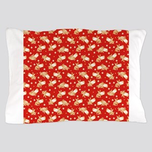 Pig Pattern Pillow Case