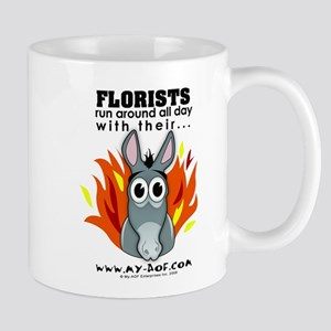 Florists Mug