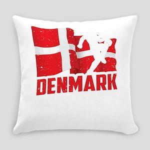 Football Worldcup Denmark Danes So Everyday Pillow