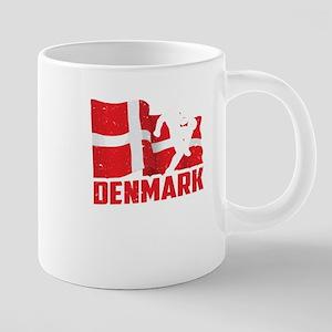 Football Worldcup Denmark Danes Soccer Team S Mugs
