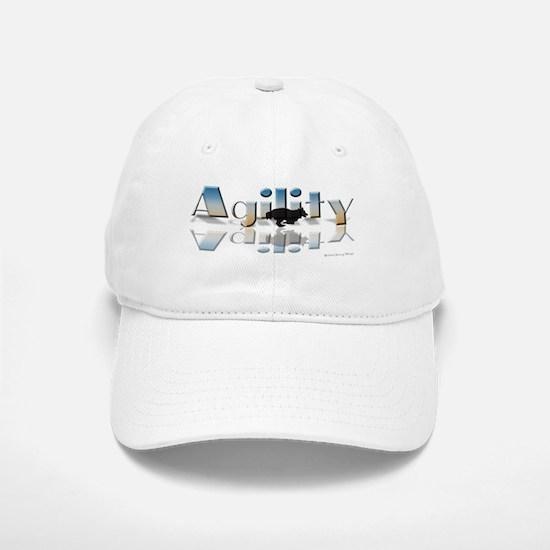 Agility Mirrored Baseball Baseball Cap