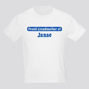 Grandmother of Janae Kids Light T-Shirt