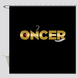 Once Upon A Time Oncer Shower Curtain