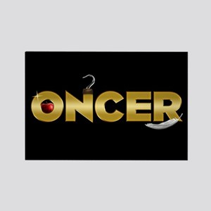 Once Upon A Time Oncer Magnets