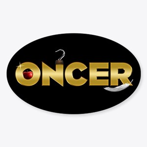 Once Upon A Time Oncer Sticker