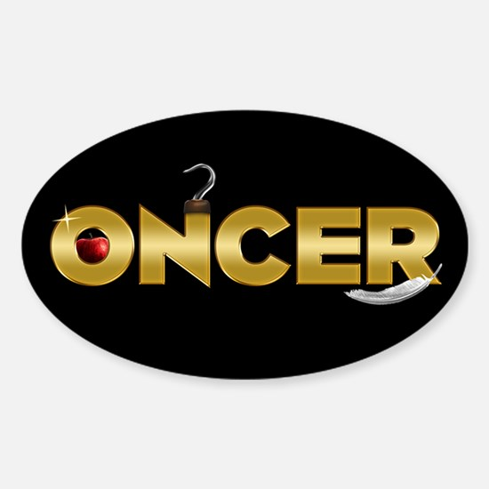 Once Upon A Time Oncer Decal