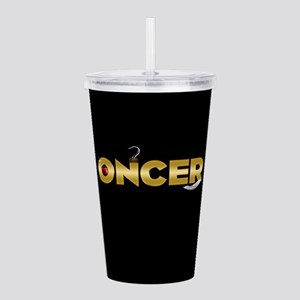 Once Upon A Time Oncer Acrylic Double-wall Tumbler