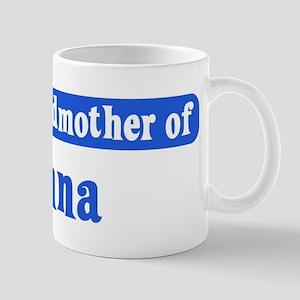 Grandmother of Danna Mug