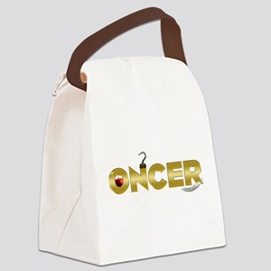 Once Upon A Time Oncer Canvas Lunch Bag
