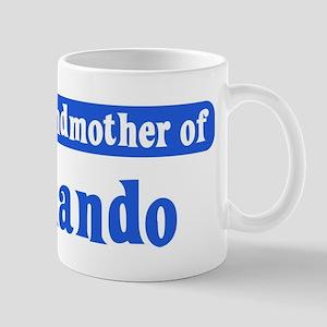 Grandmother of Fernando Mug