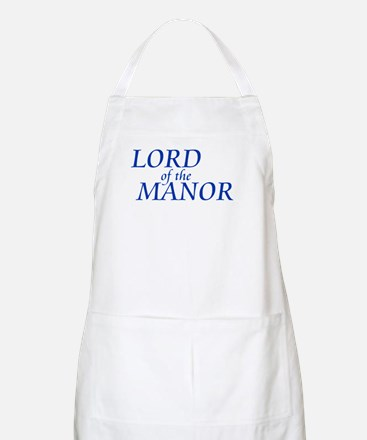 Lord of the Manor BBQ Apron