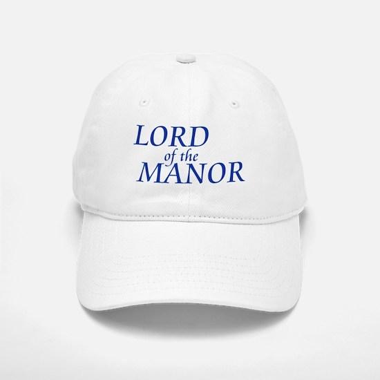 Lord of the Manor Baseball Baseball Cap