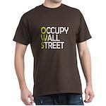 Occupy Wall Street Dark T-Shirt