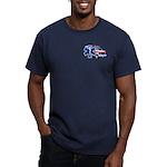 EMS Ambulance Men's Fitted T-Shirt (dark)