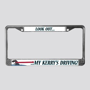 Cruising Kerry License Plate Frame