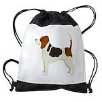 Beagle Drawstring Bag