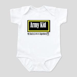 Army Kid Infant Bodysuit