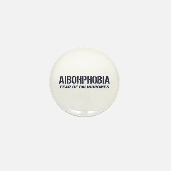 AIBOHPHOBIA Mini Button
