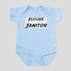 Future Janitor Infant Creeper