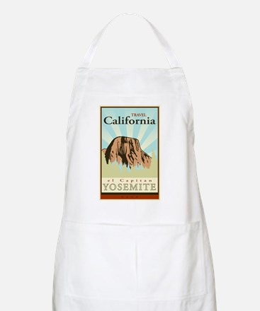 Travel California BBQ Apron
