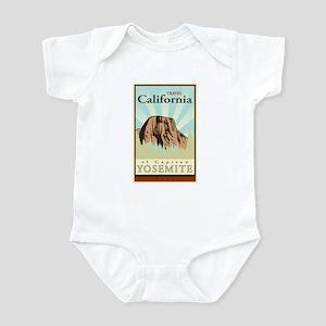 Travel California Infant Bodysuit