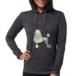 Poodle Cream Long Sleeve T-Shirt