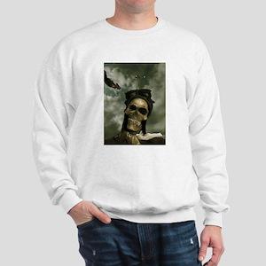 Death From the Skies Sweatshirt