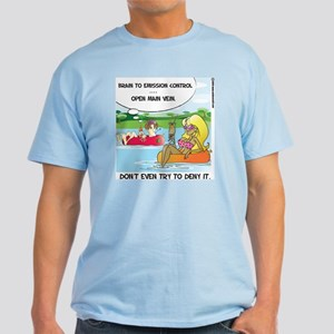 Pissing in the river shirt