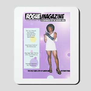 Rogue Magazine Mousepad