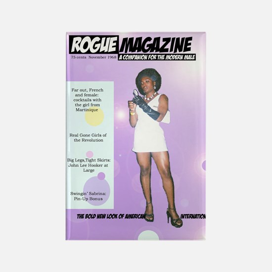 "Rogue Magazine's ""Animal Magetism"""