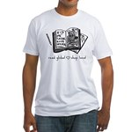 read global Fitted T-Shirt