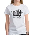 read global Women's T-Shirt