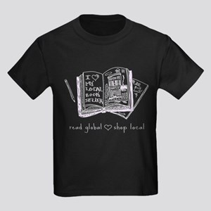 read global Kids Dark T-Shirt