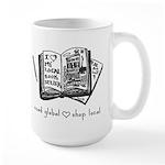 read global Large Mug