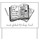 read global Yard Sign