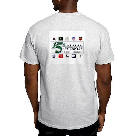 2009 League Shirts Light T-Shirt