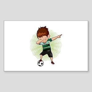 Football Dab Arabia Saudi-Arabia Saudis Fo Sticker