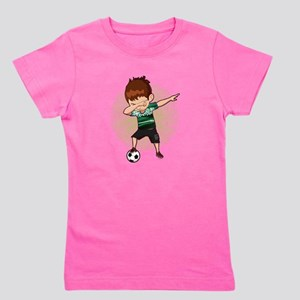 Football Dab Arabia Saudi-Arabia Saudis Fo T-Shirt