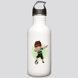 Football Dab Arabia Sa Stainless Water Bottle 1.0L