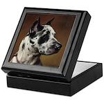 Vintage Great Dane Portrait Keepsake Box