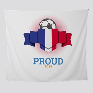 Football French France Soccer Team S Wall Tapestry