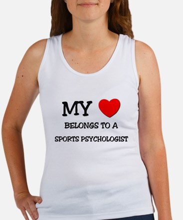 My Heart Belongs To A SPORTS PSYCHOLOGIST Women's
