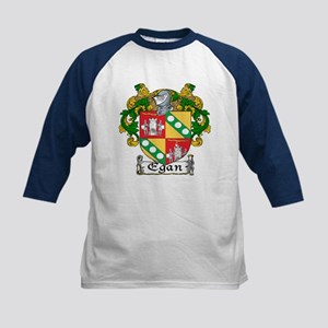 Egan Coat of Arms Kids Baseball Jersey
