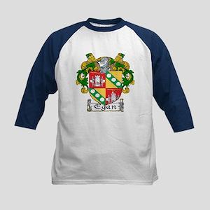 Egan Coat of Arms Kids Baseball Jersey