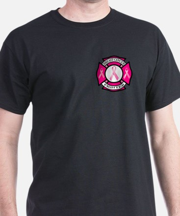 Fire Logo PINK2 T-Shirt