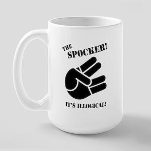 The Spocker! Large Mug