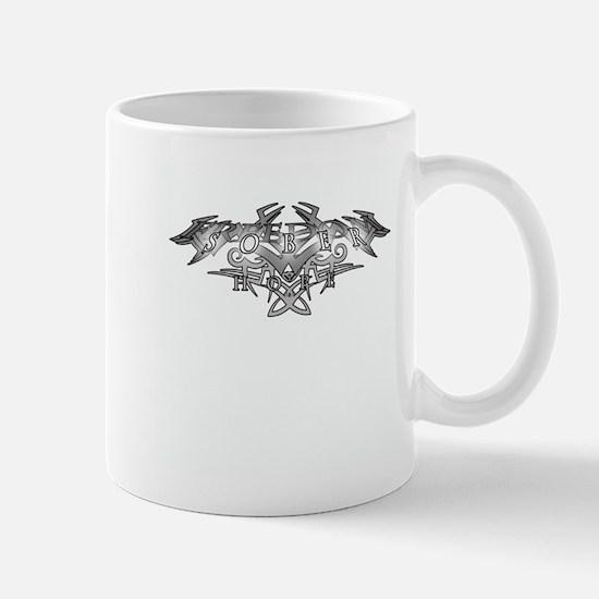 Sober Tribal Mug